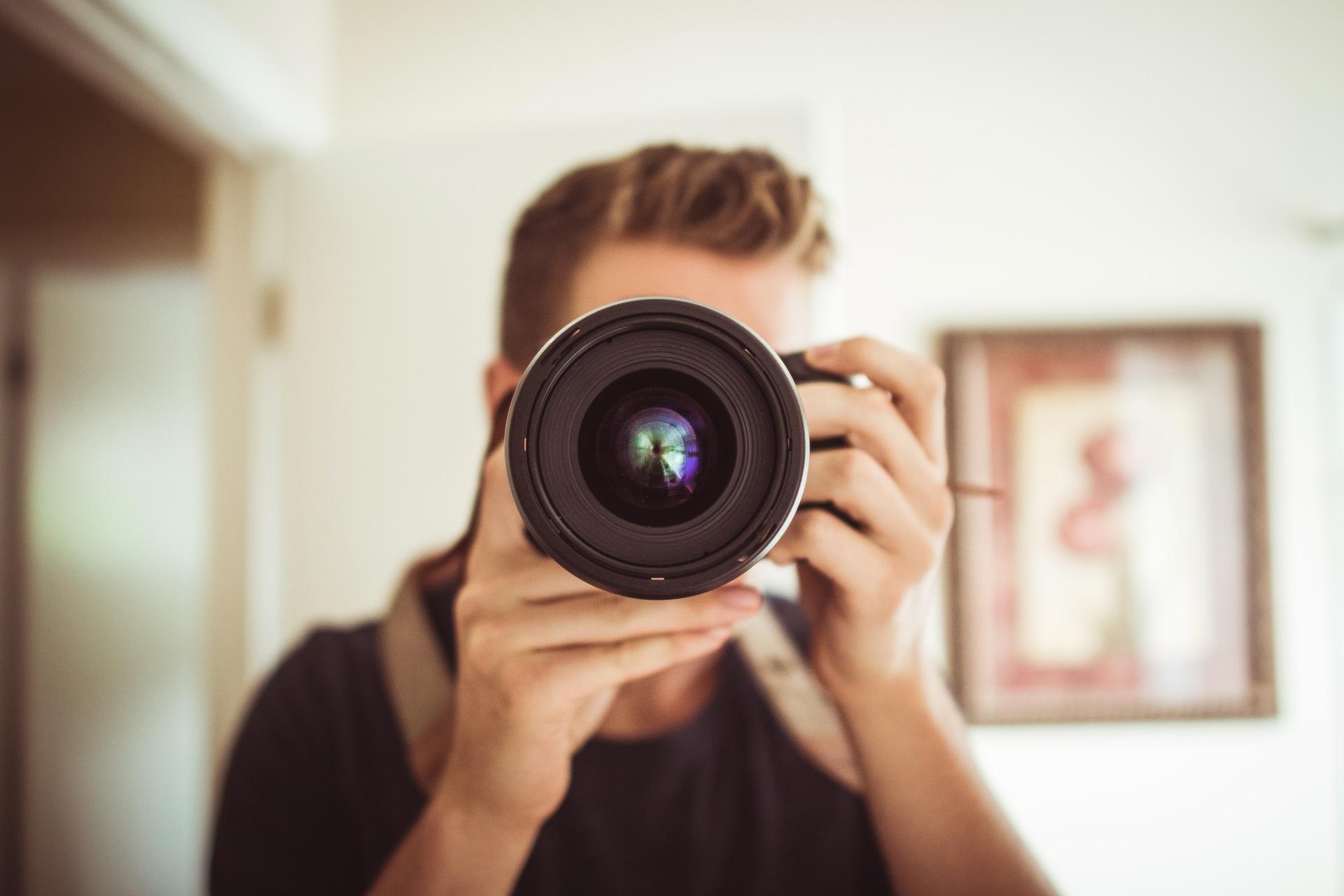 Pop Up Profile Photo Studio