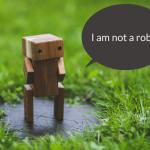 I am not a robot