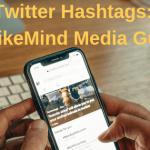 Twitter Hashtags: Blog Header